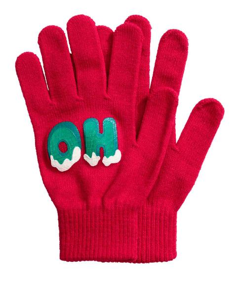 Перчатки H&M, 399 р.