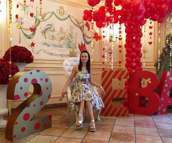 Дочка Елены Исинбаевой фото