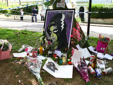 Эми Уайнхаус, смерть, музыка, Лондон