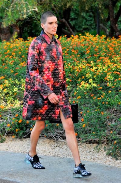 Показ круизной коллекции Louis Vuitton в Палм-Спринг   галерея [1] фото [38]