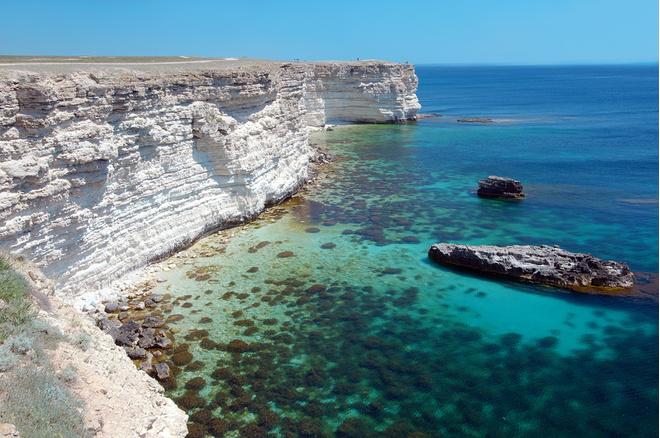 Отдых в Крыму пляжи