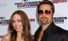 Анджелина Джоли празднует 35-летие