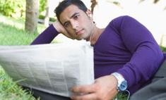 Современный человек читает свыше 150 газет в день