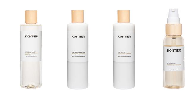 Обновленная коллекция LUXE от KONTIER Professional