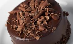 Готовим шоколадно-трюфельный торт дома