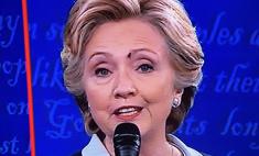 Муха на брови Хиллари Клинтон стала звездой соцсетей