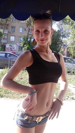 самые красивые блондинки Самары Кристина Супрон