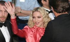 Мадонна возвращается в Лондон