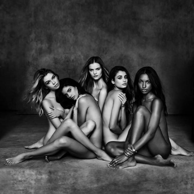 Новые «ангелы» Victoria's Secret: фото