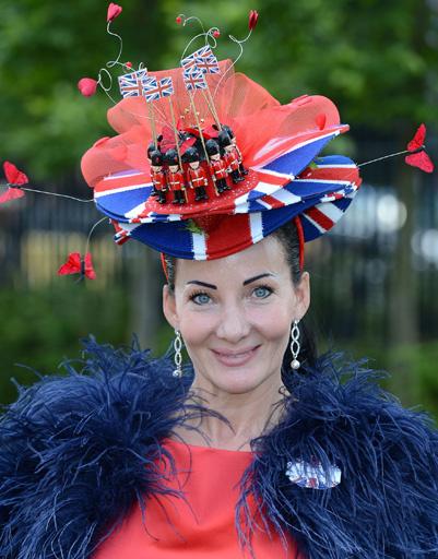 Королевские скачки в Аскоте - 2012