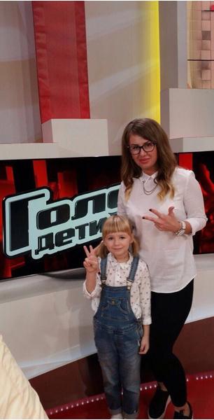Ярослава Дегтярева из Ростовской области покорила судей на шоу «Голос. Дети»