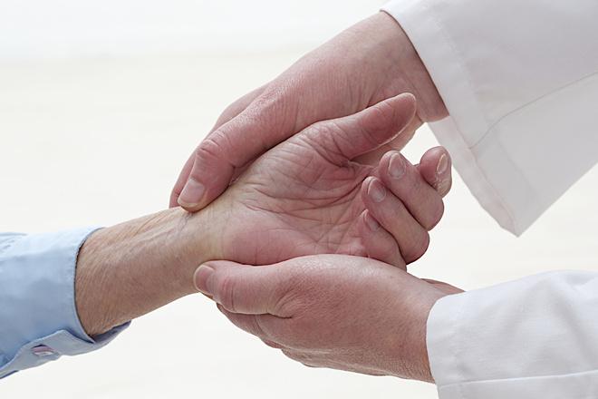 Разбухли суставы на руке ограничение движений в тазобедренном суставе при коксартрозе