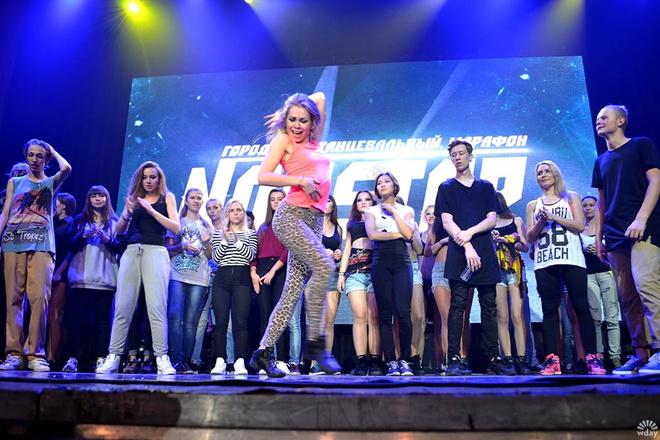Танцевальный марафон NonStop в Иркутске