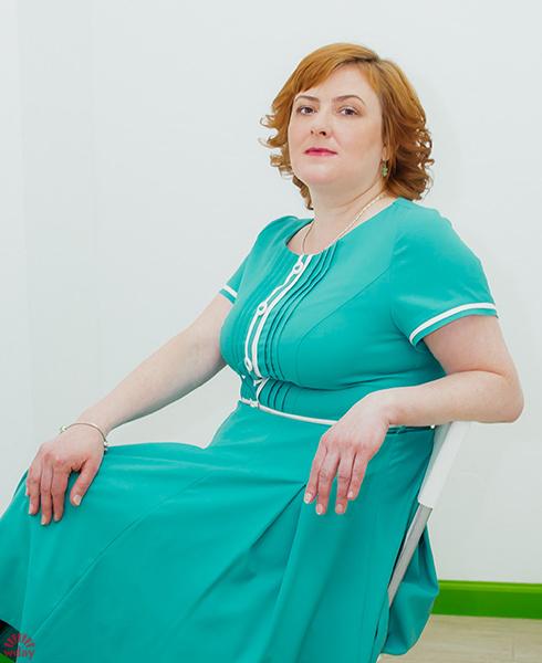 Людмила Ершова, проект Woman's Day и «Совместные покупки на E1.RU», фото