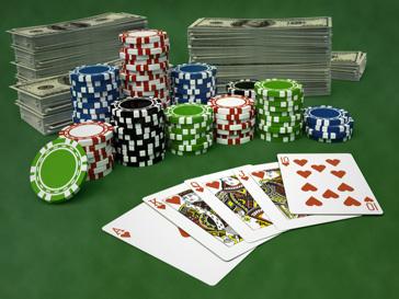 В казино проиграли 21 миллион государственных денег