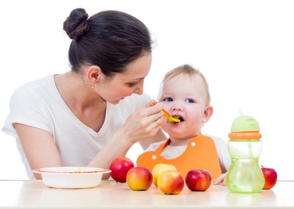 Как приготовить пюре для ребенка