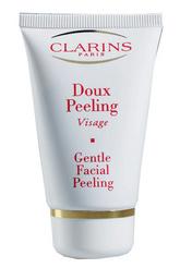 Мягкий пилинг длялица, Doux Peeling, Clarins