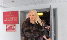 Яна Рудковская пожалела бывшего мужа в суде