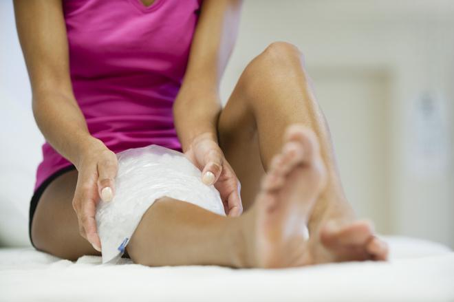 крестообразные связки колена