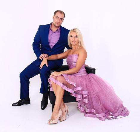 Герман и Юлия Щербинины