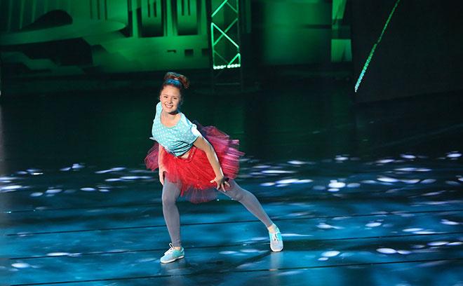Лиза Рублева Танцы