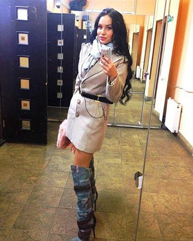 Татьяна Охулкова, экс-участники «Дома-2», осенние образы, что носить осенью, советы стилиста