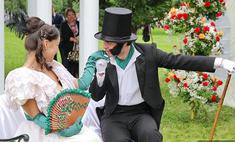 Яркие моменты Дня города: Пушкин, 21 свадьба и печка Емели