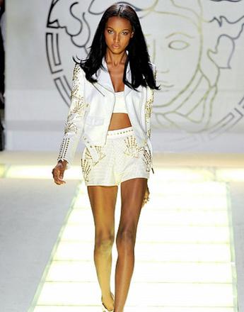 Versace, коллекция весна-лето/2012