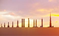 самые высокие здания мире 1901 2022 год видео