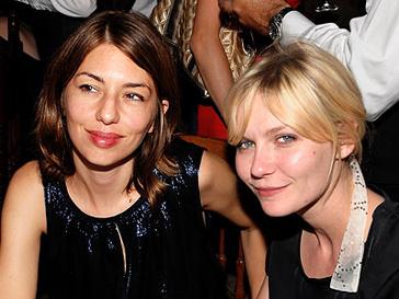 София Коппола (Sofia Coppola) любит работать с Кирстен Данст (Kirsten Dunst)