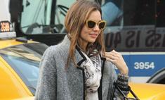 Носи как Миранда Керр: стильный лук для холодного лета