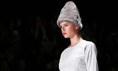 Осень-2013: коллекция Ruban на российской Неделе моды