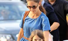 Развод и девичья фамилия: Кэти Холмс даст новое имя Сури Круз