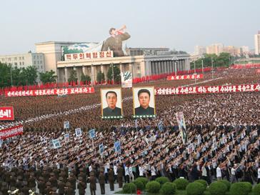 Ким Чен Ир вероятно болен