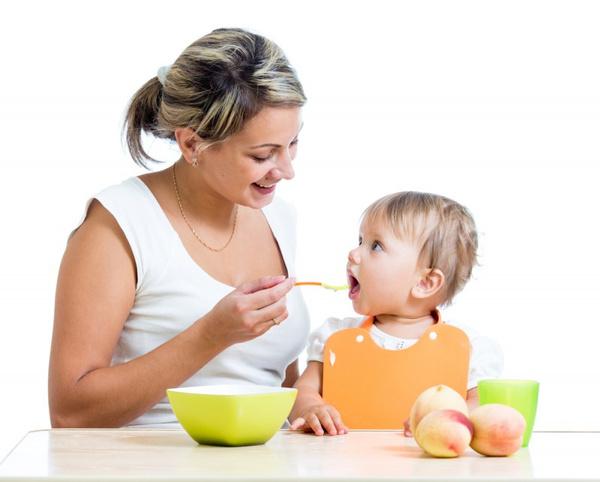 Каша для грудничка: рецепт