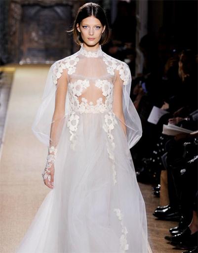 Свадебное платье Valentino, коллекция весна-лето 2012