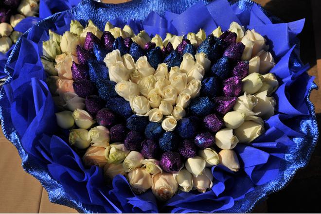 Мастер класс: красиво упаковываем букеты цветов