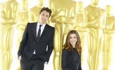 Джеймс Франко и Энн Хэтэуэй приступили к репетиции «Оскара»