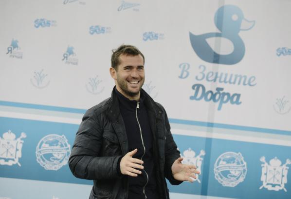 Александр Кержаков, утенок Керж