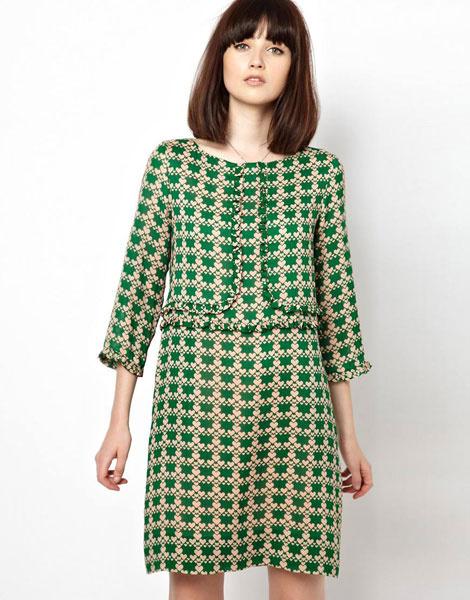 Платье Orla Kiely, 20538 рублей