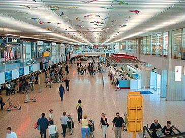 В международном аэропорту Женевы забывают довольно дорогие вещи