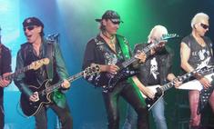 Легендарные Scorpions начали прощальный тур в Москве