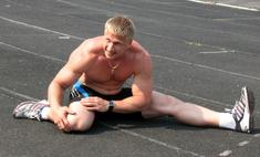 Олимпийский чемпион Дмитрий Труненков защитил диплом