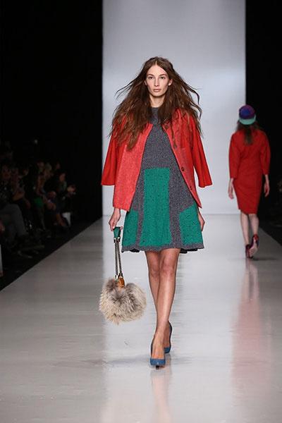 Российская неделя моды Mercedes-Benz Fashion Week Russia