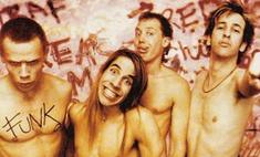 Стал известен трек-лист нового альбома Red Hot Chili Peppers