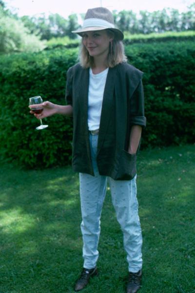 Мишель Пфайффер, 1985 год