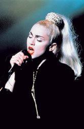 Мадонна, 1990