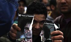 Ливийская оппозиция наступает на родной город Муаммара Каддафи