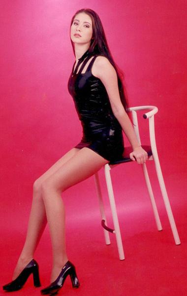 Нина Булдакова, «Мисс Екатеринбург – 1997»