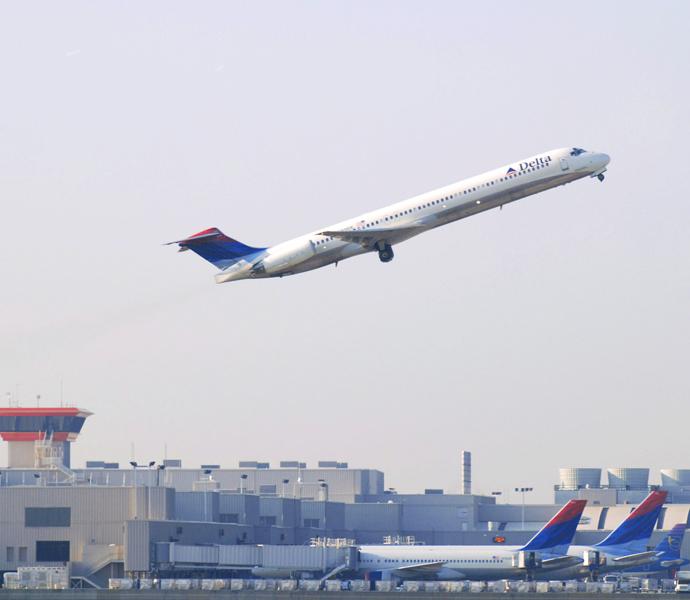 Аэропорт Хартсфилд-Джексон США какой самый большой аэропорт в мире